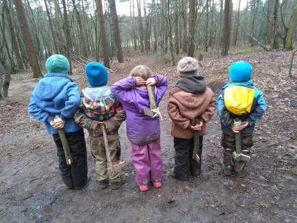 Waldkindergarten Holzaxt