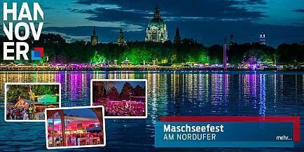 Maschseefest Banner Hannover Region Internetseite